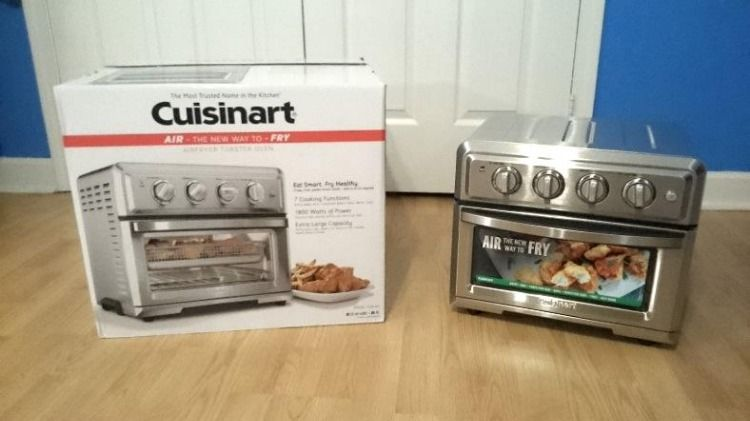 Cuisinart Rotisserie Convection Toaster Oven Review