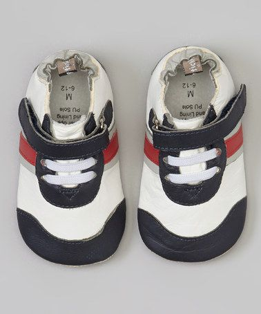 7efcbe62a0b3 Look at this  zulilyfind! Navy   White Cruzer Sneaker by Tommy ...
