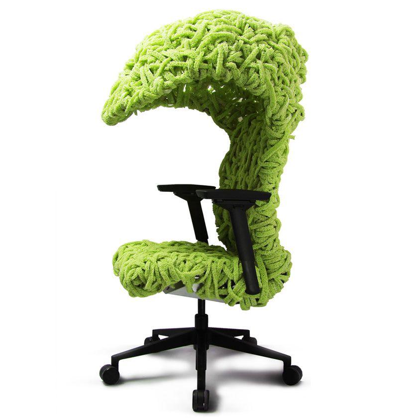Jiujie Chair: Like a Birds Nest   Awesome Furniture   Pinterest