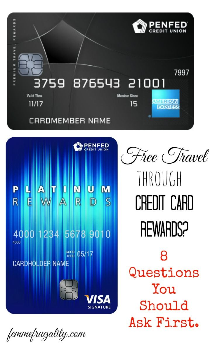Free Travel Through Credit Cards Ask This First With Images
