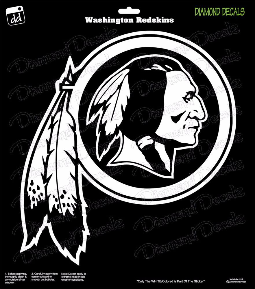 Details About Washington Redskins Logo NFL Football Team