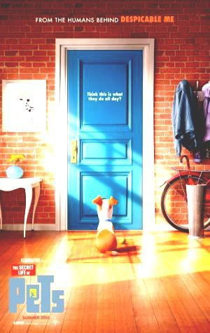 Watch Here View The Secret Life Of Pets Online Telkomvision Ultrahd 4k Bekijk Film Animasi Ellie Kemper Film