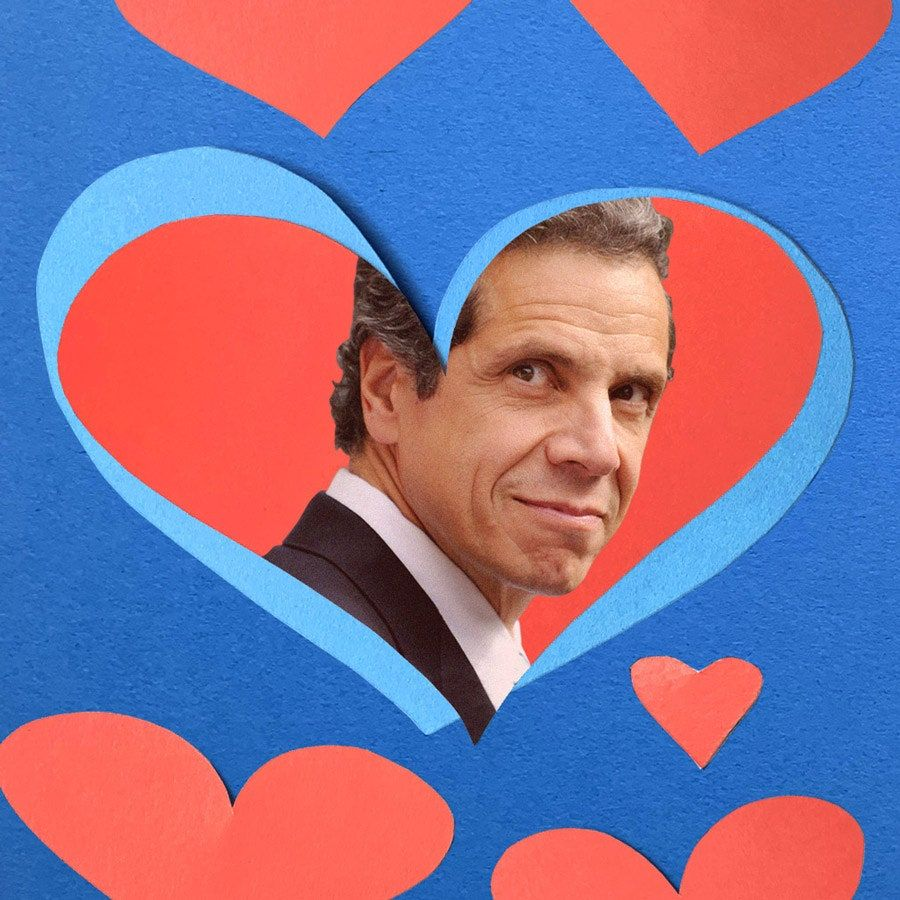 Chelsea Handler Writes A Love Letter To Andrew Cuomo I Want To Be Your First Lady Vogue In 2020 Andrew Cuomo Chelsea Handler Writing A Love Letter