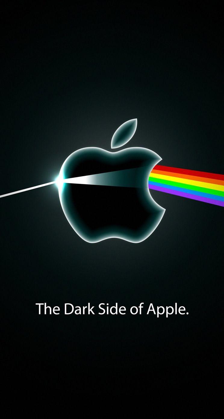 Appleスペクトル黒 Iphone5s壁紙 Iphone 5壁紙 壁紙 Iphone 壁紙