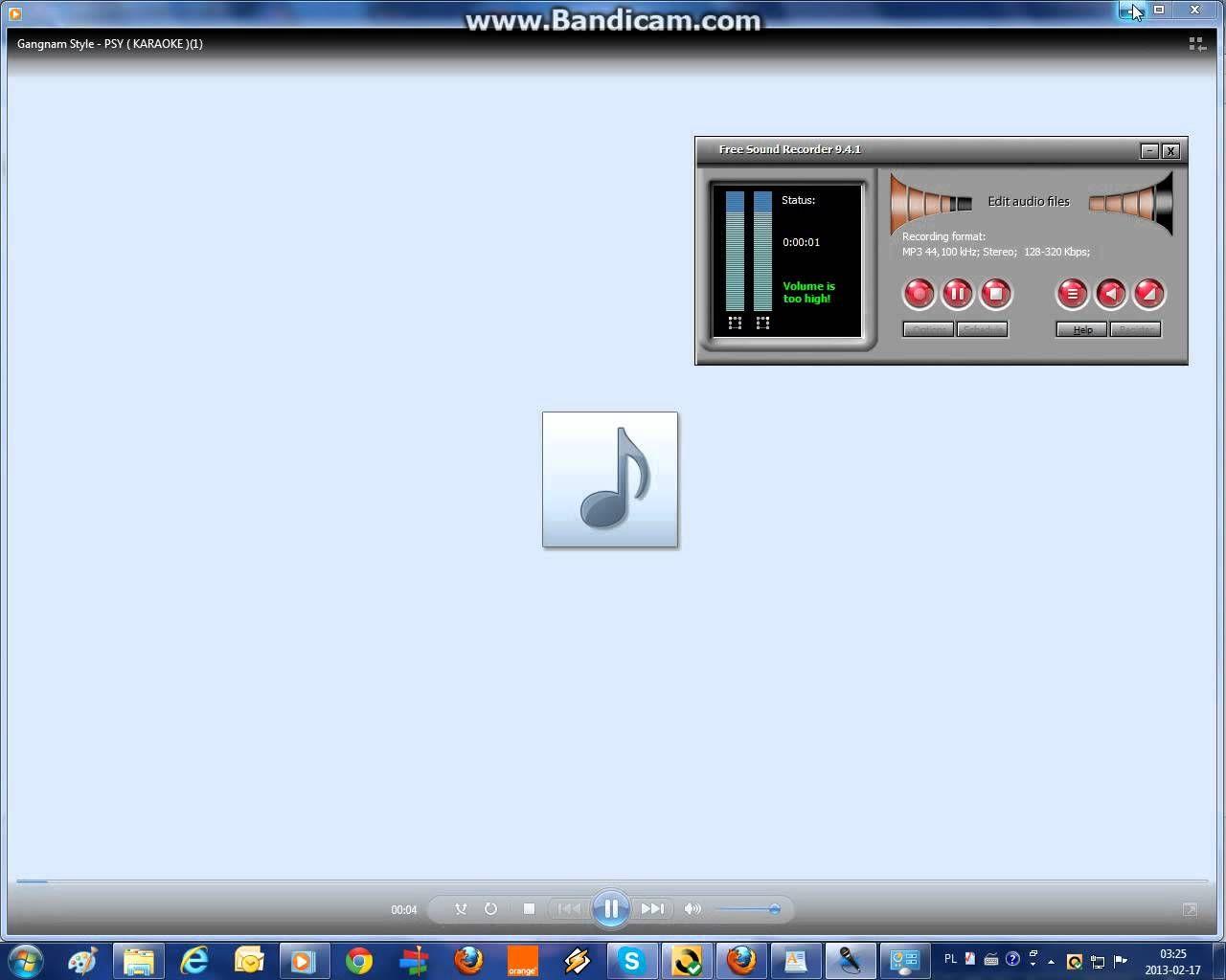 Jak nagrać dzwięk z komputera Dźwięk, Komputer