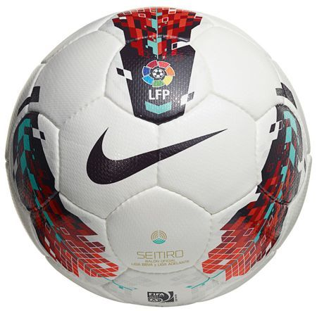 El Nike Seitiro fue el balón de la temporada 2011-2012  186f3059f6d55
