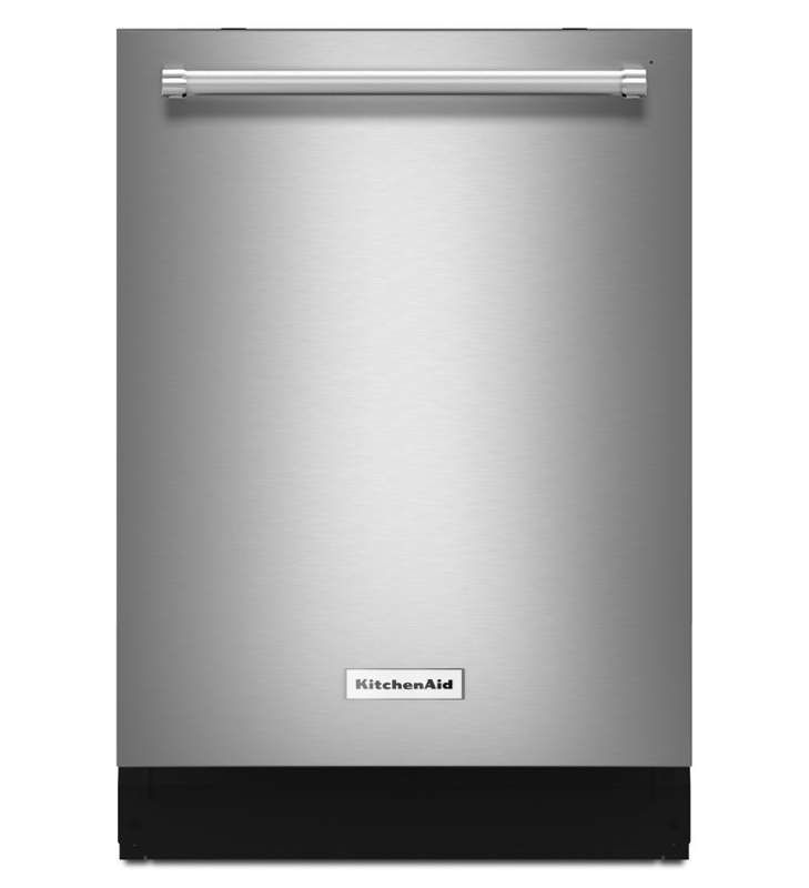 Kitchenaid kdte204e built in dishwasher kitchenaid