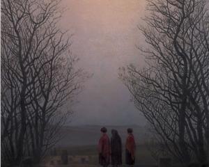 Caspar David Friedrich, Easter Morning