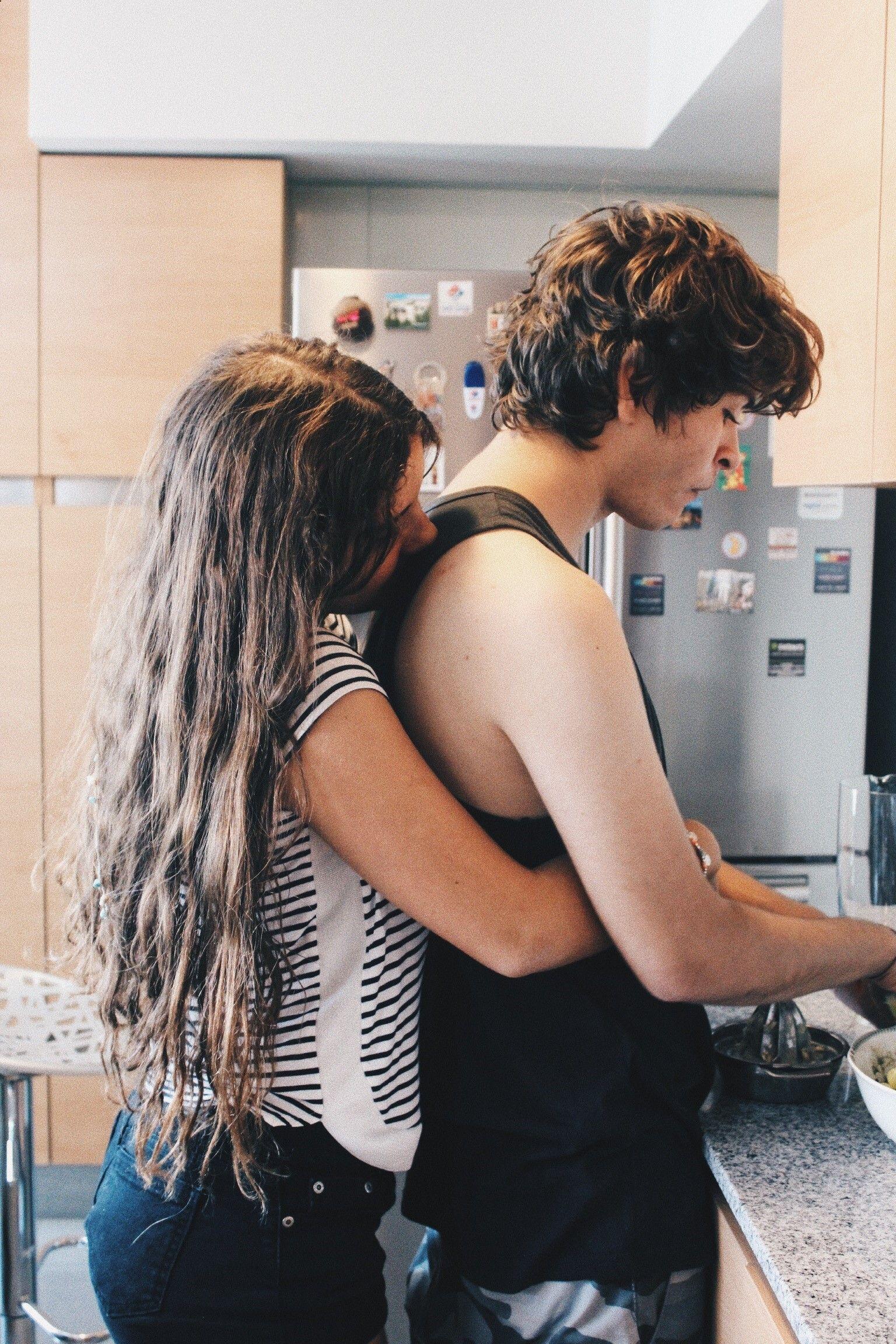 Santi Velez elegant romance cute couple relationship goals