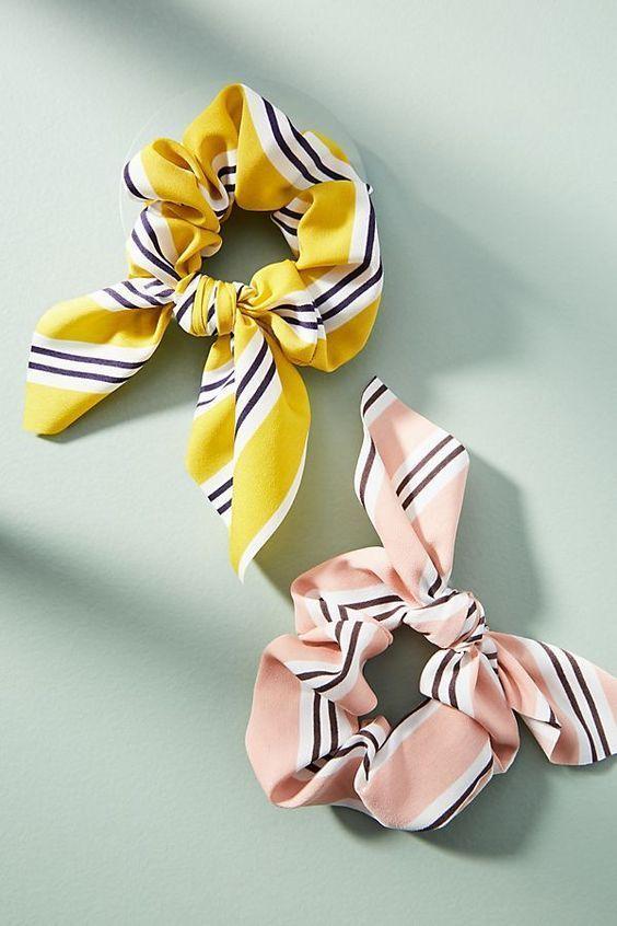 Best Stores to Buy Scrunchies & Scrunchie Hairstyles #hairscrunchie