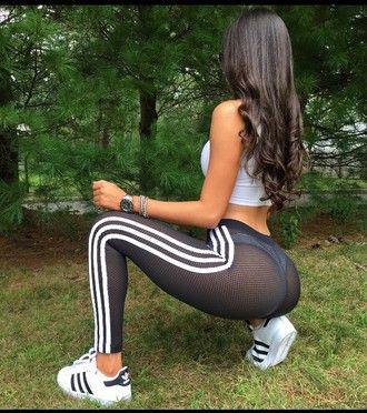 Hot Ass In Sweatpants