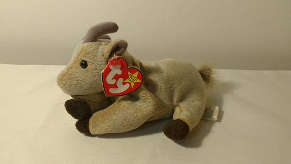 TY Beanie Baby Goatee  649228b920b