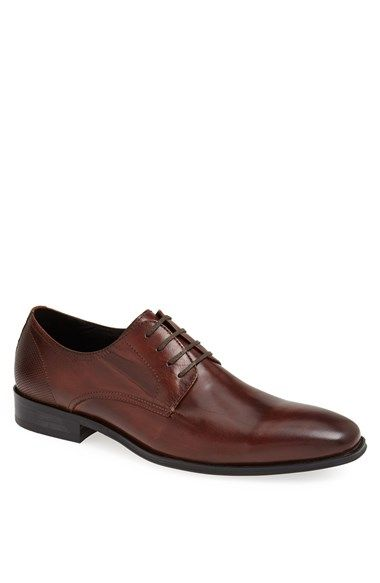 Kenneth Cole Reaction 'One Love' Plain Toe Derby | Nordstrom, ...