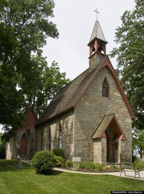 Maryland Churches So Pretty For A Wedding