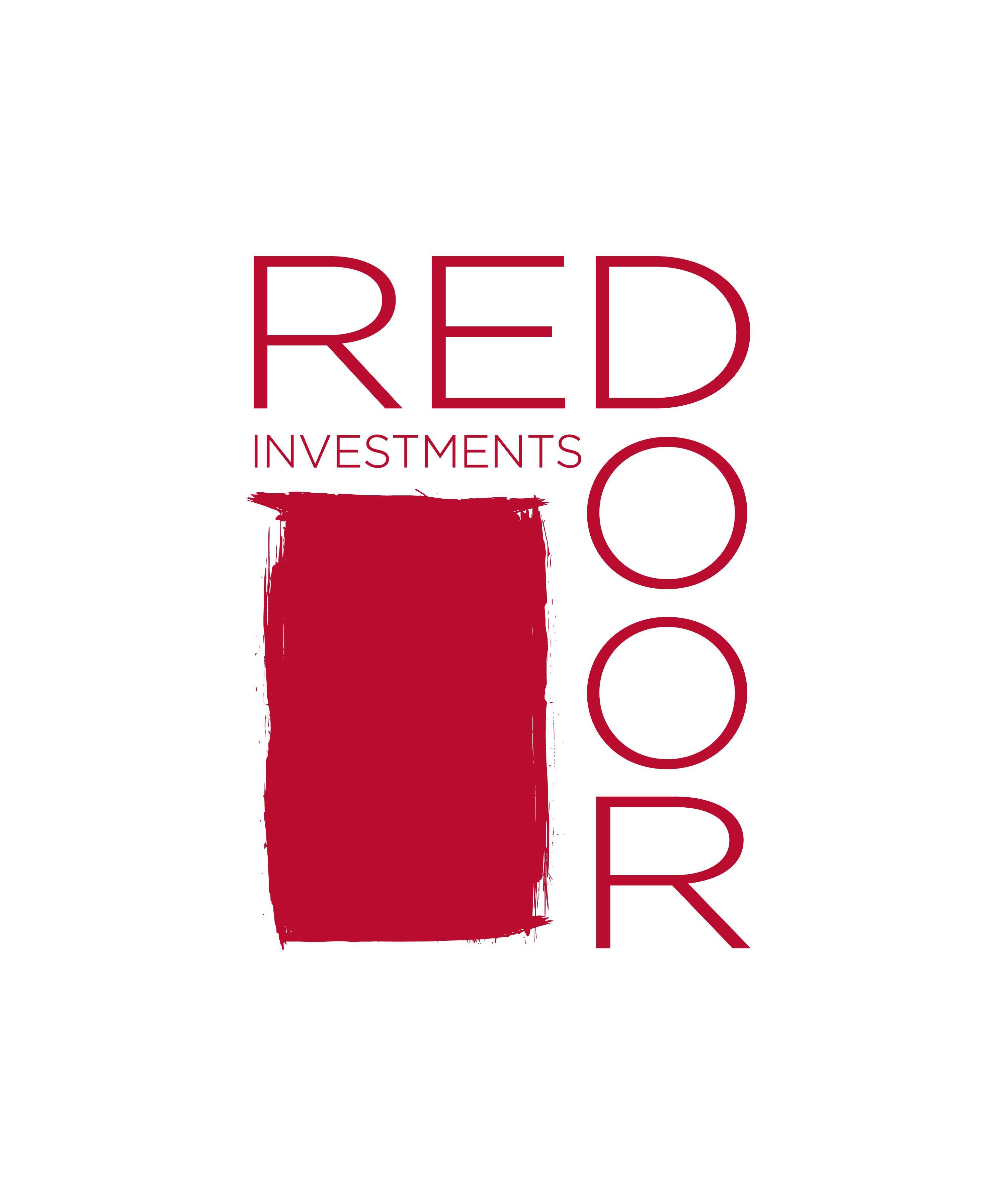Red Door Investments U2022 Logo Design #byrdhaus #byrdhausmarketing #design  #byrdhausdesign #logodesign