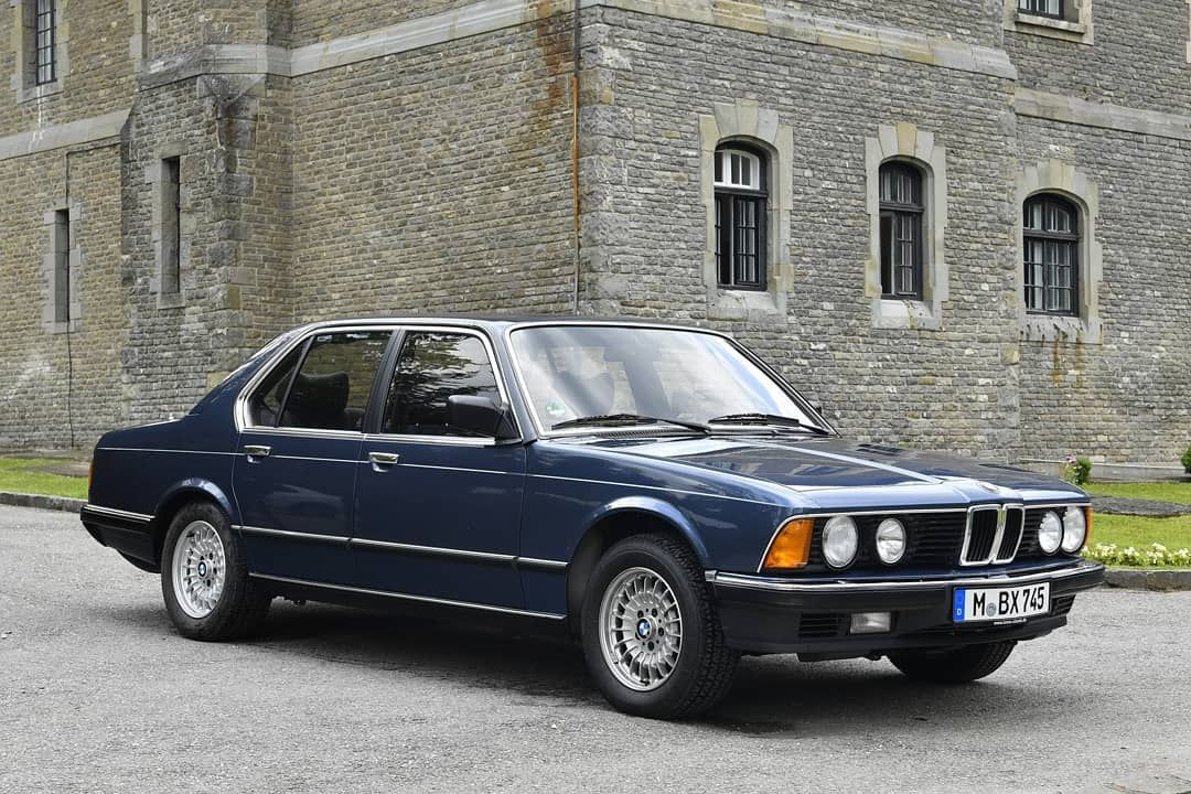 BMW E23 is the first generation of the BMW 7 Series luxury cars, and was produced from 1977 to ...