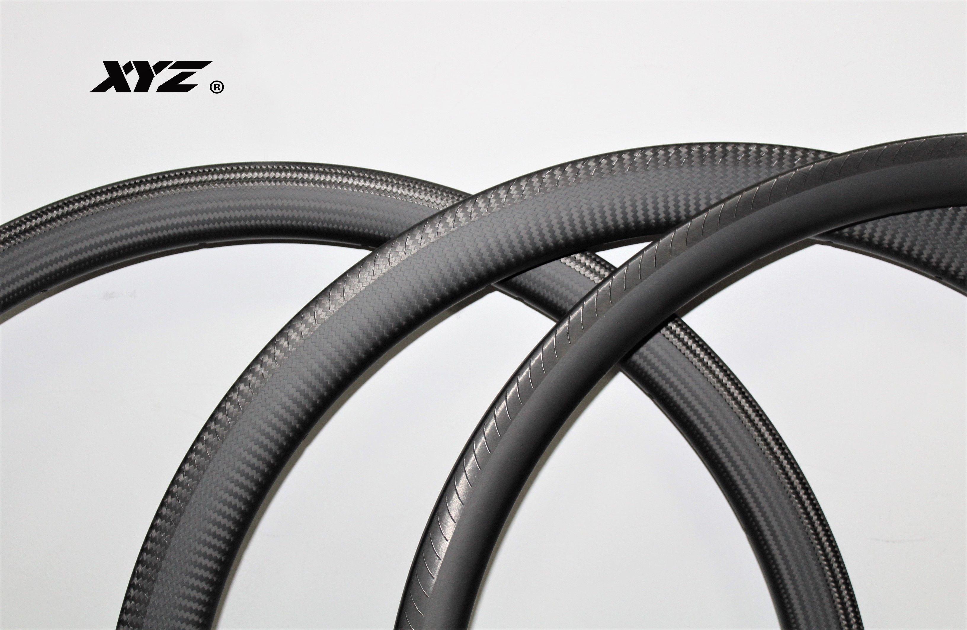 This Is The Xyz Best Graphene Series Carbon Fiber Bike Road Rims