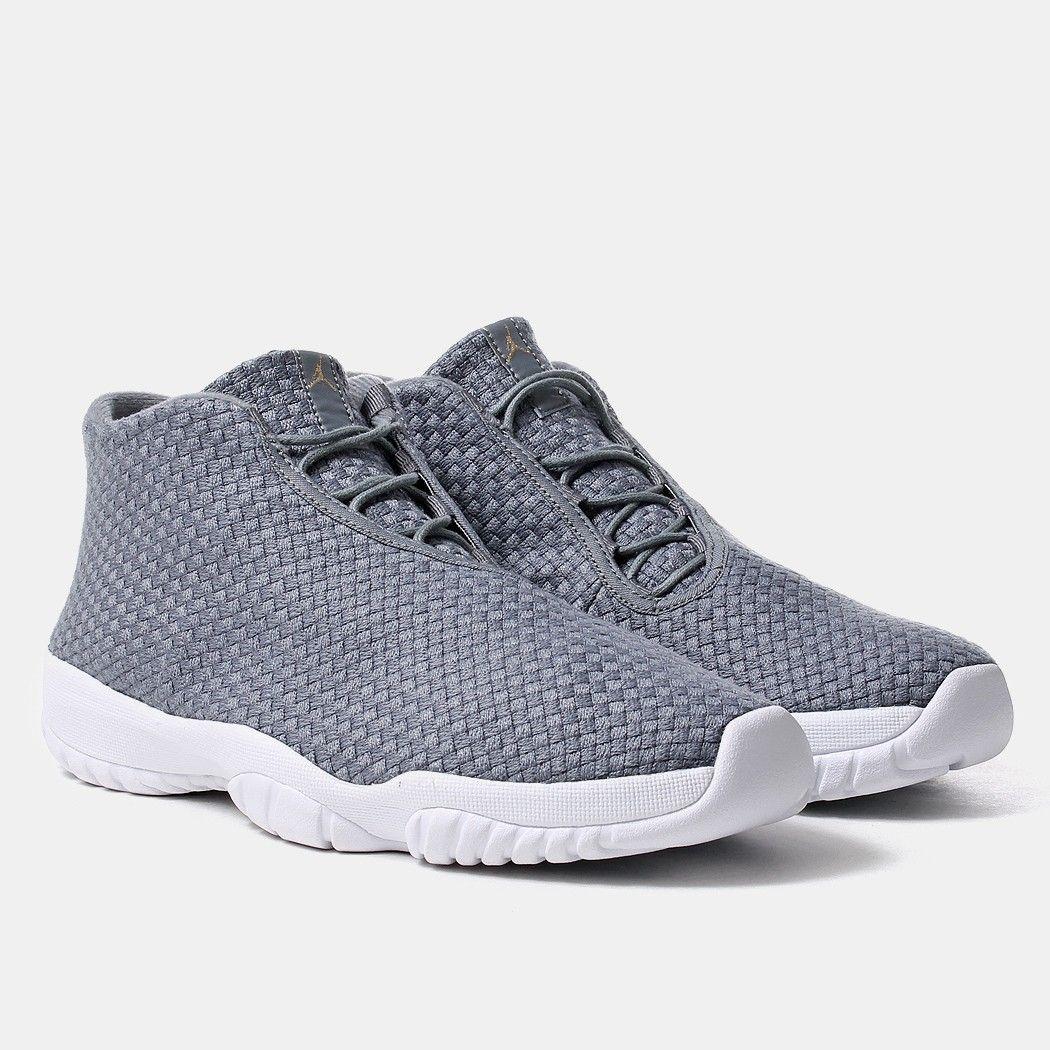 Nike Air Jordan Future Shoes - Cool Grey