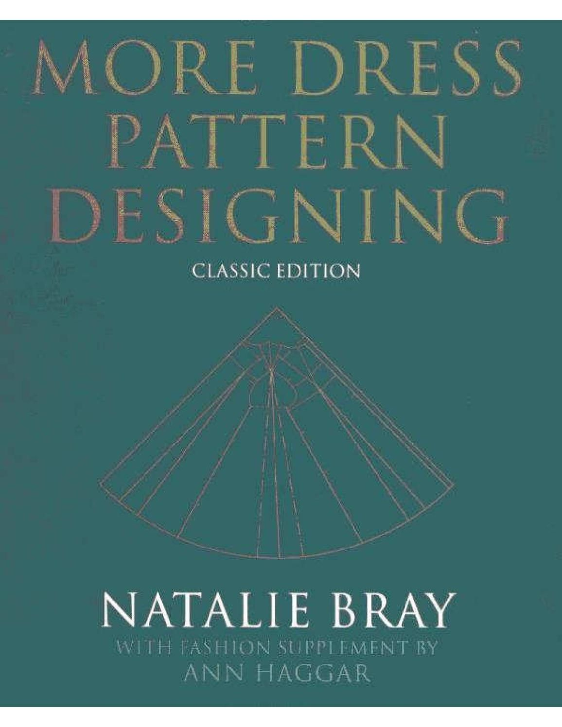 More Dress Pattern Designing Pattern Making Books Sewing Book Dress Pattern