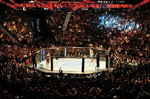 Pic: Bellator reveals artist rendering of 'Dynamite' arena for ...