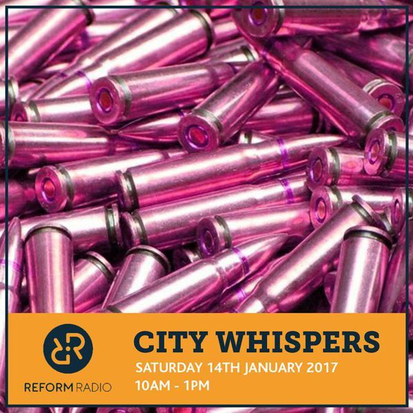 City Whispers 14th January 2017