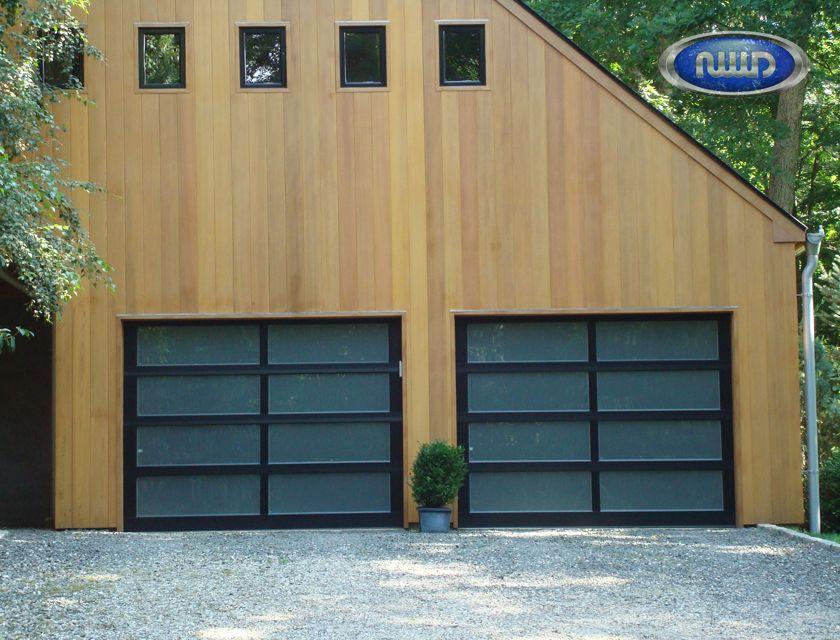 Modern Classic Aluminum Garage Doors Northwest Door Modern