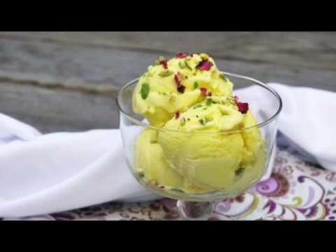 how to make ice cream saffron how to make ice cream saffron youtube persian forumfinder Images