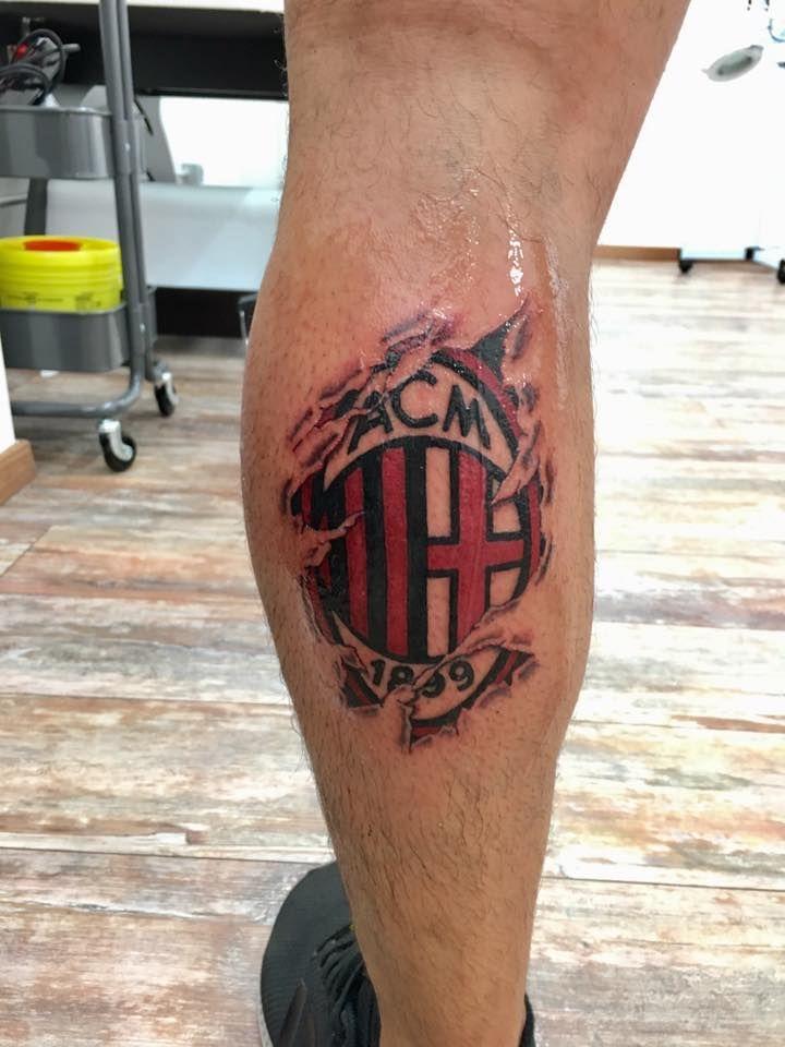 Stemma A C Milan Idee Per Tatuaggi Tatuaggi Stemma