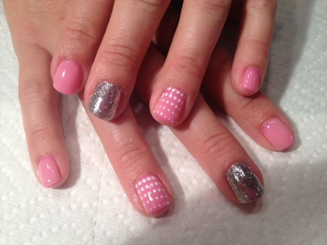 1000+ Images About Beautiful Gel Nail Designs Idea On Pinterest