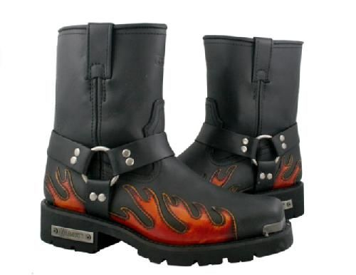 Mens Motorcycle Boots Harley Davidson Footwear Xelement Biker Boots Mens Motorcycle Boots Leather Motorcycle Boots Boots