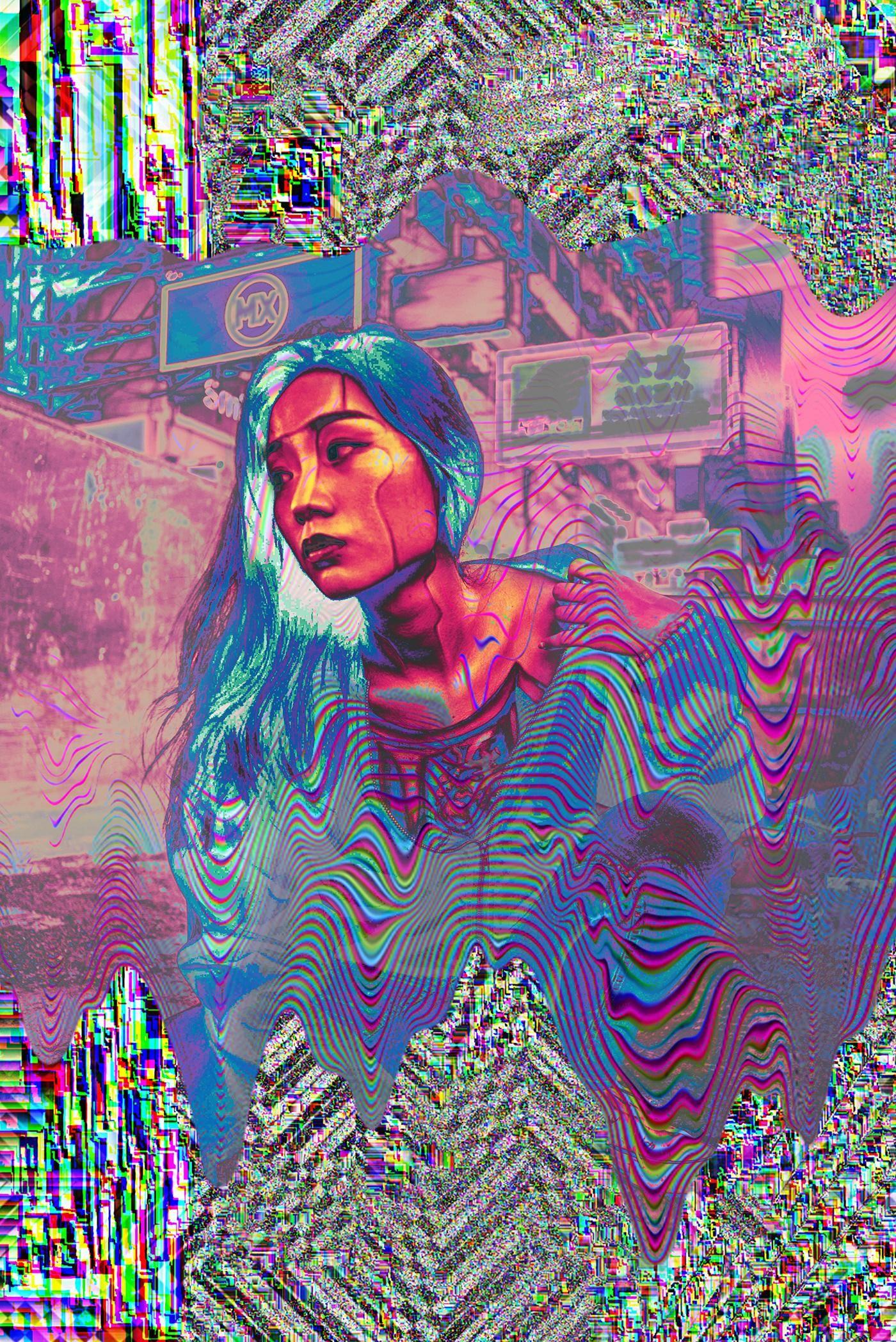 Cyberpunk Gen 3.1/// Glitch (With images