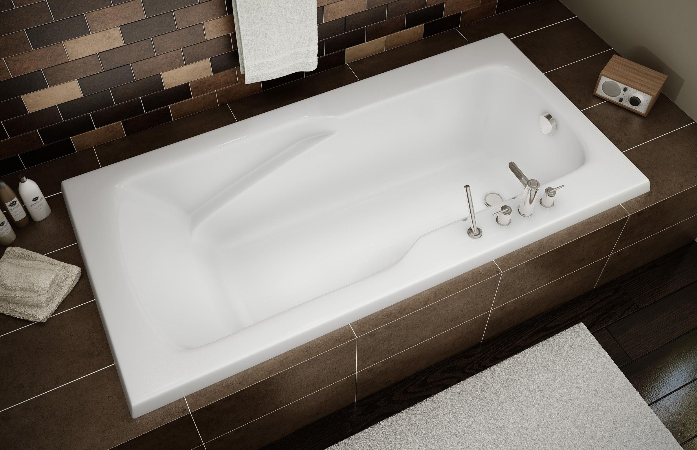 Maax Pacific Line Pl Drop In Bathtub Www Maax Com For The Home