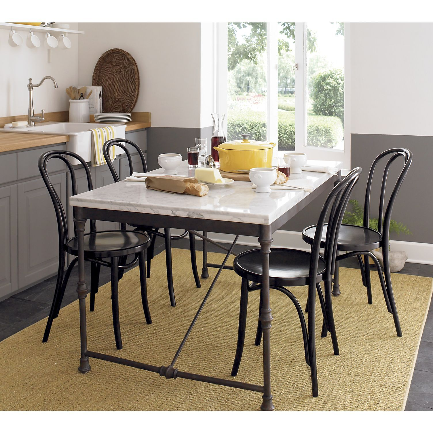 French Kitchen Table | Country Dining Rm in 2019 | Kitchen ...