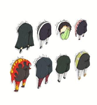 หน าแรก ทว ตเตอร Anime Chibi Anime Demon Dragon Slayer