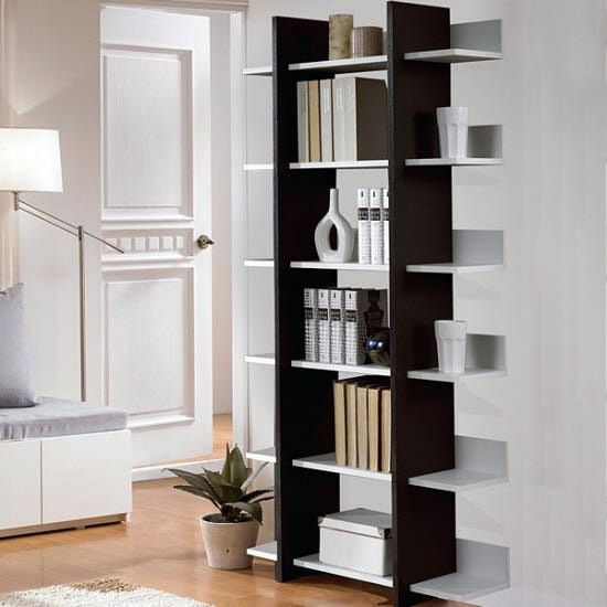Horizon 6 Level Display Storage Utility Book Shelf Home Office Furniture Shelving 1800