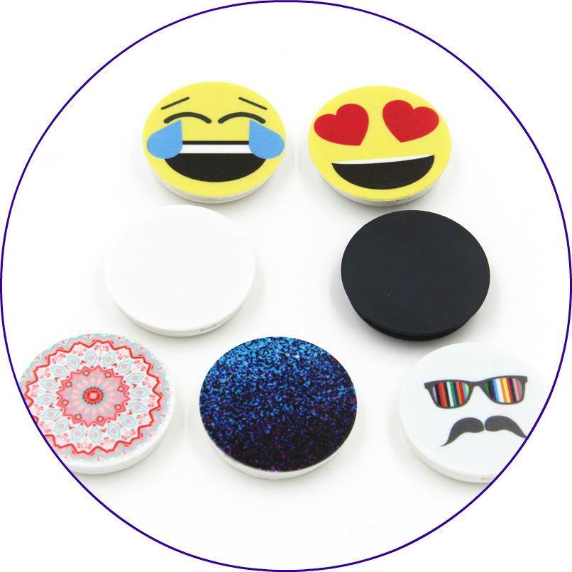 Heart Eyes Emoji Pop Socket Phone Black For Iphone Grip Fashion Clip Mount 2017 Unbrandedgeneric Popsockets Iphone Grip Emoji Pop