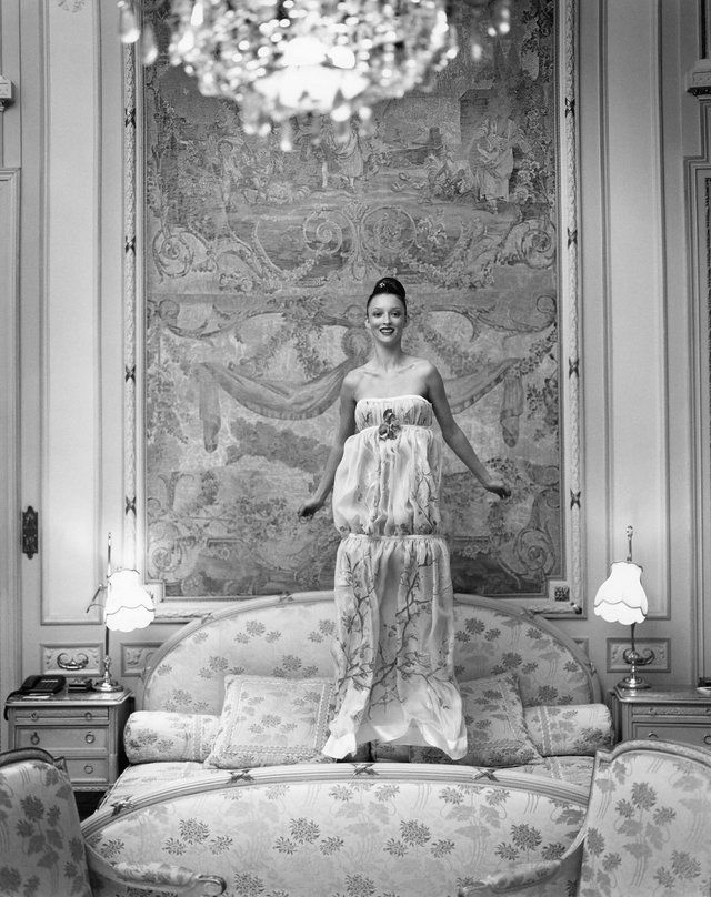 Audrey Marnay's Best Moments in Vogue - Vogue