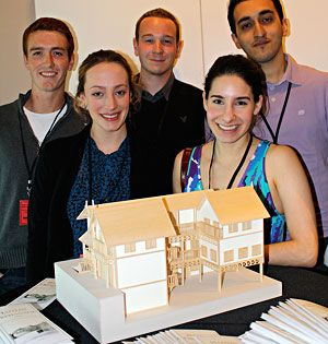 USF in Haiti: art + architecture students create the winning design for an orphanage to house homeless children in Haiti