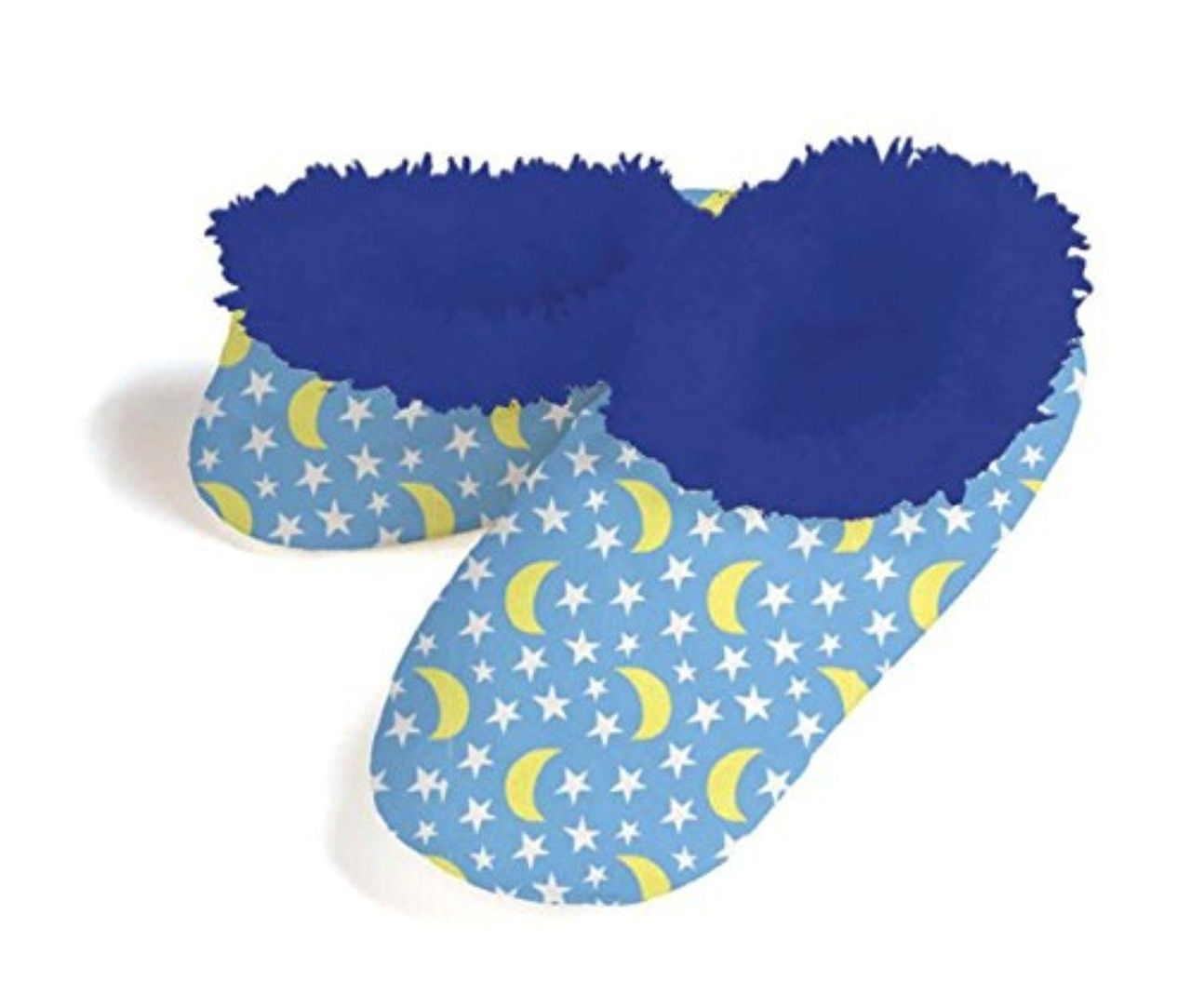 Stars and Moons Slippers by Snoozies - Sock it to Me Boston ...