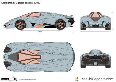 Lamborghini Egoista Concept Vehicles Pinterest Lamborghini