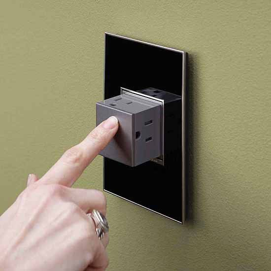 15 Creative Electrical Outlets And Modern Power Sockets Electrical Outlets Diy Generator Plugs