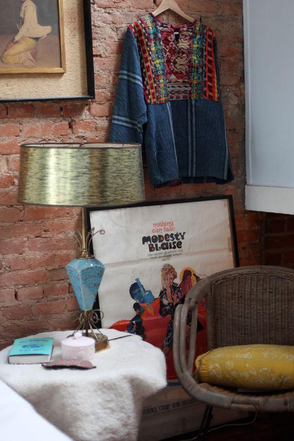Home Tour: Inside Our Senior Graphic Designer\'s Treasure-Filled Loft ...