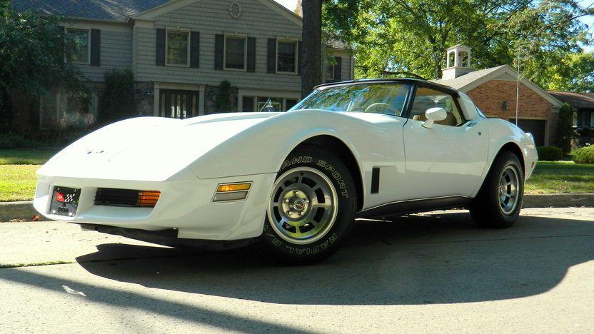 1980 Chevrolet Corvette 1 Chevrolet Corvette Corvette Chevrolet