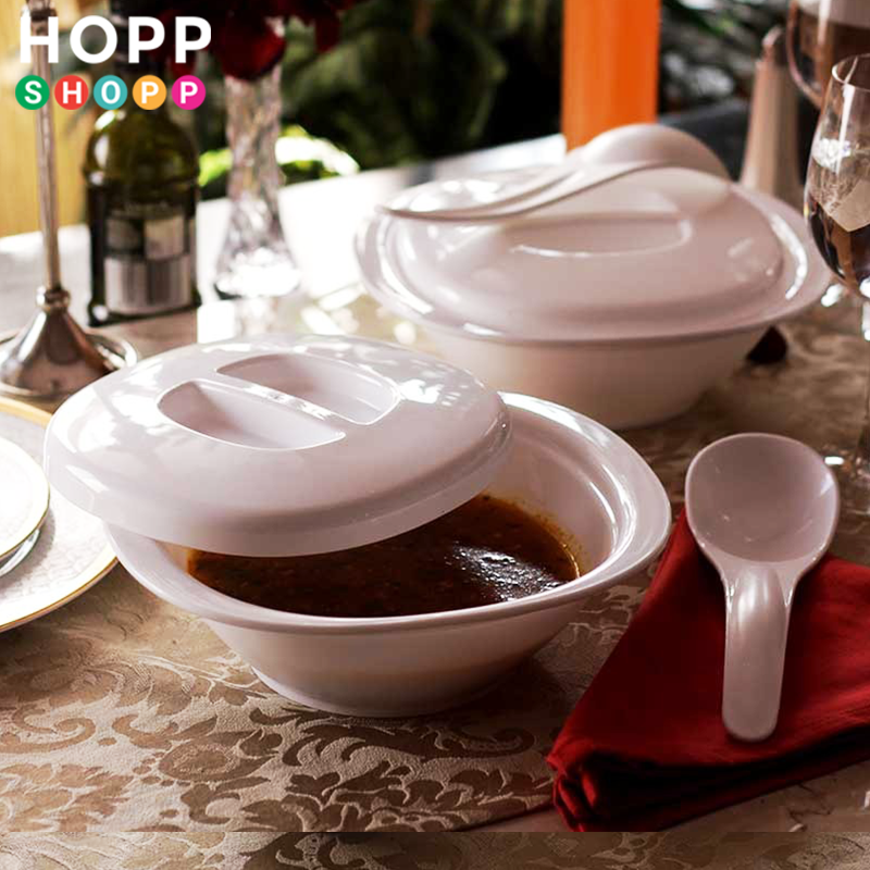 Elegant Tableware For Dining Rooms With Style: Present Your #dishes In Elegant Style!
