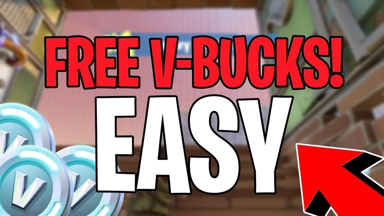 Fortnite actual v bucks trick. Try it before its patched ...