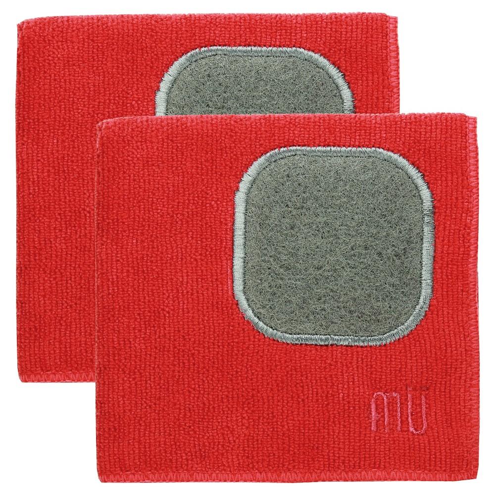 Microfiber cloth set nickel