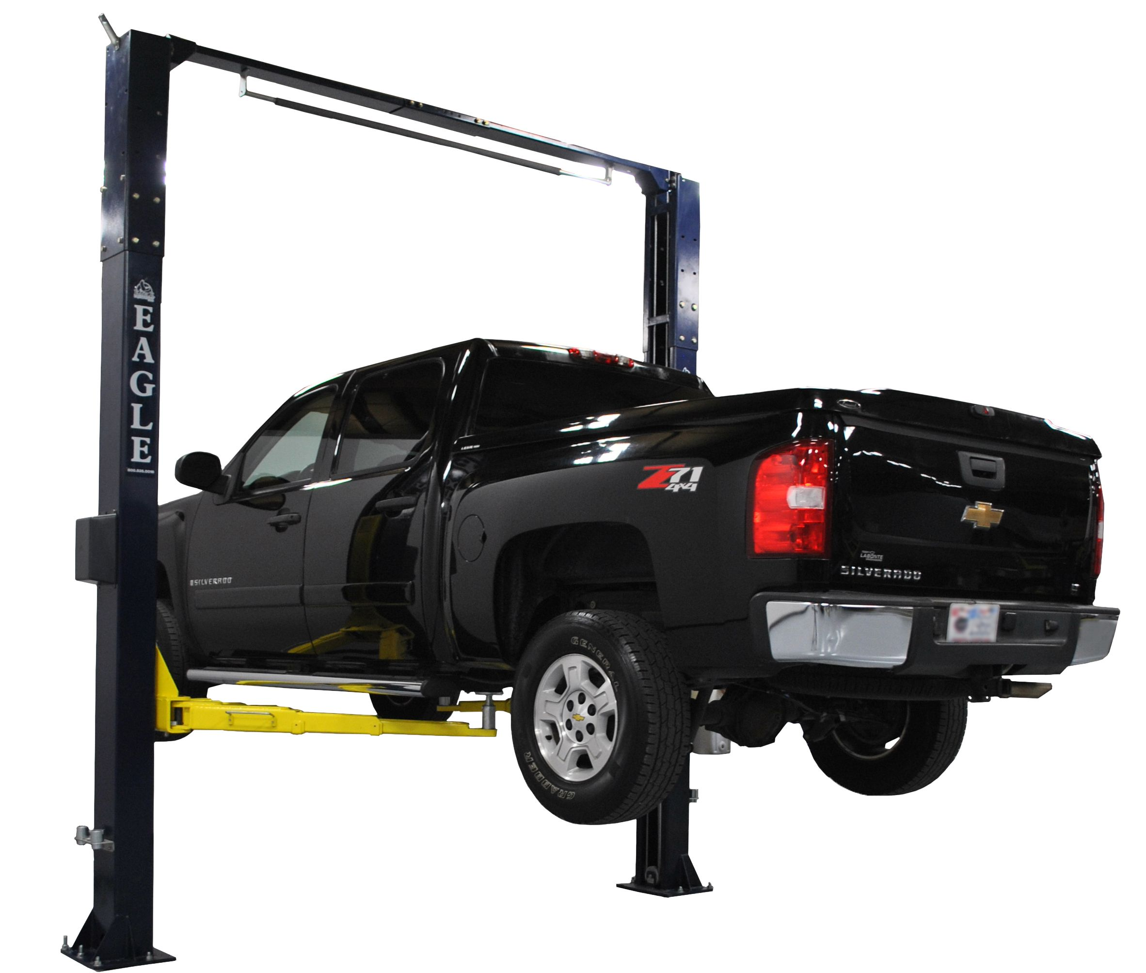 Certified 2 Post 10 000lb Car Lift From Eagle Equipment