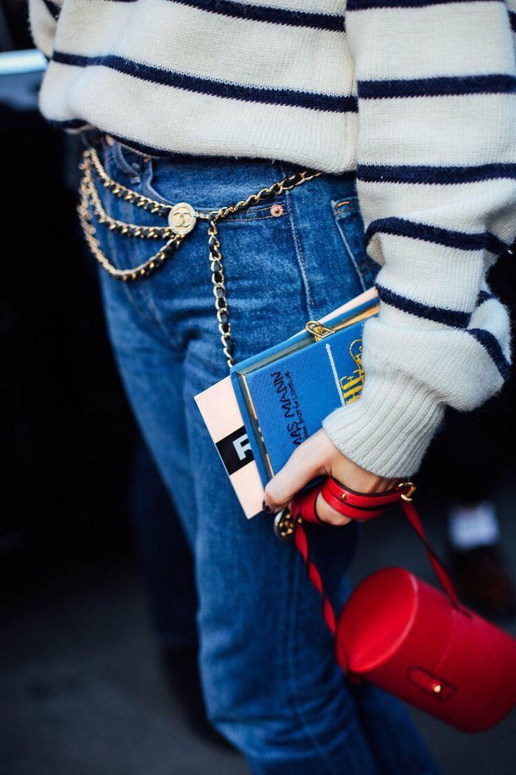 Micro Trend Alert: Chain Belts | Fashion, Style, Fashion details