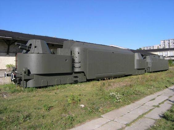 PzTrWg16 Train Blindé (Varsovie):