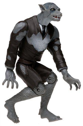 Harry Potter Mattel Figure Professor Lupin Werewolf A Great Ebay Find Werewolf Marvel Secret Wars Movie Monsters